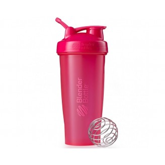 Shaker Blender bottle Classic 820ml ružový - 500407