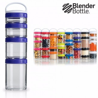 Sada nádobiek BLENDER BOTTLE GOSTAK 350 ML