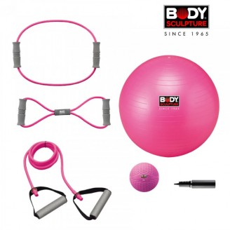 Set na pilates 6 v 1 Body Sculpture BB677