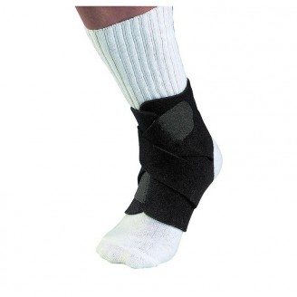 Bandáž členka MUELLER Adjustable Ankle Support