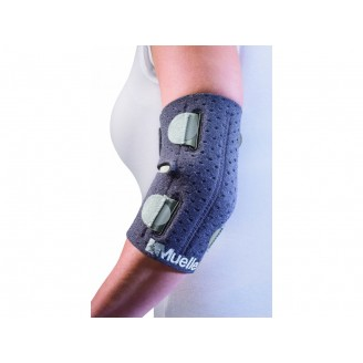 Bandáž lakťa Mueller Adjust-to-Fit ® Elbow Support - 6217