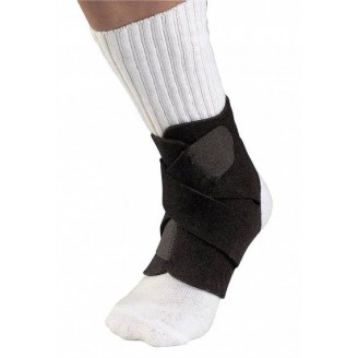 Bandáž na členok Mueller Adjustable Ankle Support