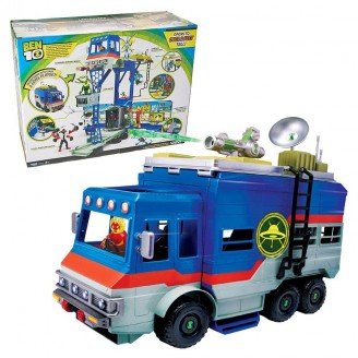 BEN 10 Rustbucket Vehicle - sada Deluxe