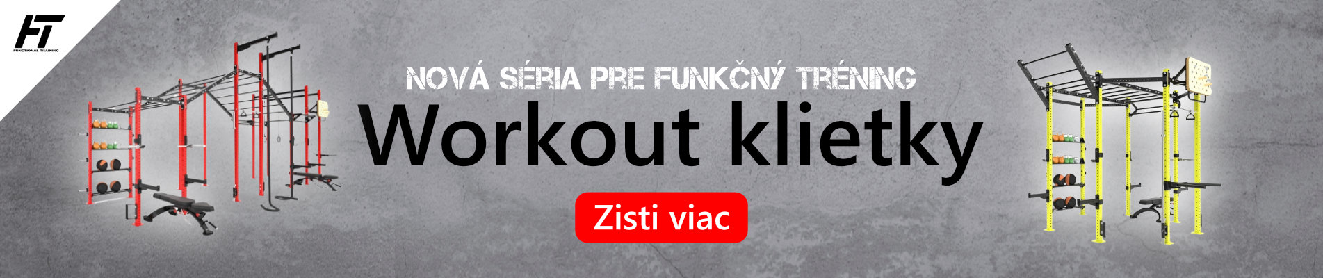 workout klietky